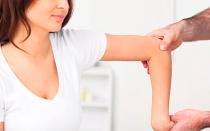 Бурсит локтевого сустава: причины, симптомы, лечение