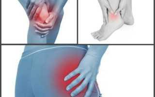 Характерные симптомы и способы лечения артроза нижних конечностей