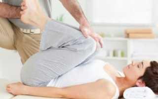 Как лечить поясничный остеохондроз в домашних условиях?