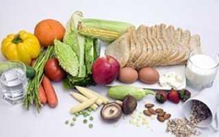 Правила диеты при коксартрозе суставов