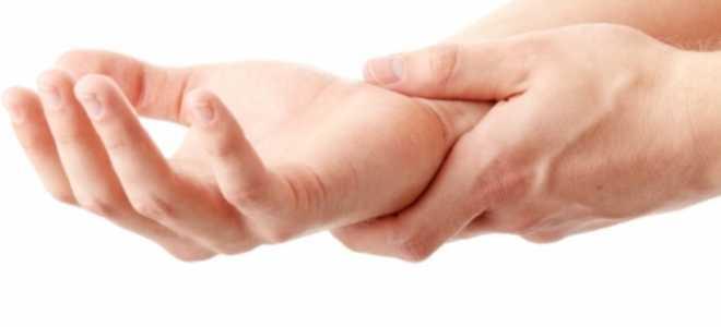 Как проявляется и лечится теносиновит сухожилия?
