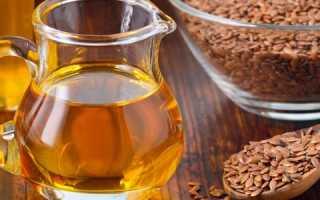 Применение масла из семян льна для лечения суставов