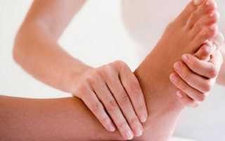 Проявление синовита голеностопного сустава и его лечение