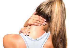 Почему возникает боль в области шеи с левой стороны?