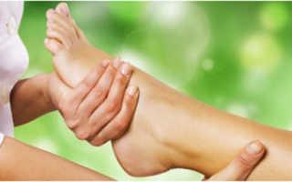 Основные приемы лечения подагры массажем