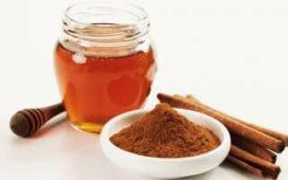 Лечение артрита корицей и медом