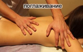 Как правильно самостоятельно сделать массаж спины дома?