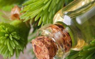 Как применяется пихтовое масло при болезнях суставов?