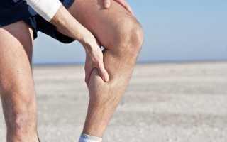 Что делать при растяжении (надрыве) икроножной мышцы
