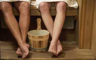 Можно ли после перелома посещать баню или сауну?
