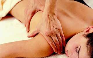 Упражнения для постизометрической релаксации при периартрите