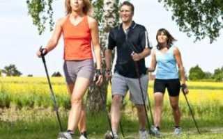 Польза скандинавской ходьбы при межпозвоночной грыже