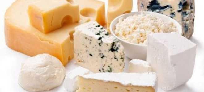 Можно ли употреблять сыр при лечении подагры?