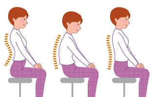 Выполнение упражнений с палкой для исправления осанки
