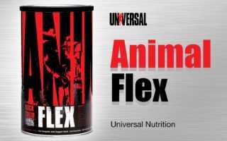 Препарат Энимал Флекс — витамины для суставов